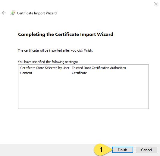 Installation Error 'invalid digital signature'