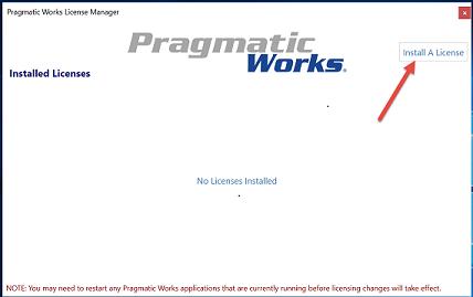 BI xPress License Pop-Up Error